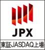 東証JASDAQ上場ロゴ